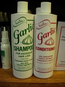 garlicshampoo