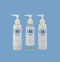 Hemp Oil Hair Set - Organic Shampoo, Conditioner and Leave-in Conditioner
