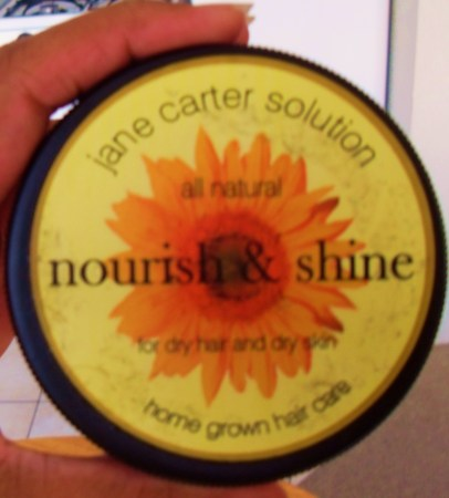Nourish and Shine - from the Jane Carter Solution line