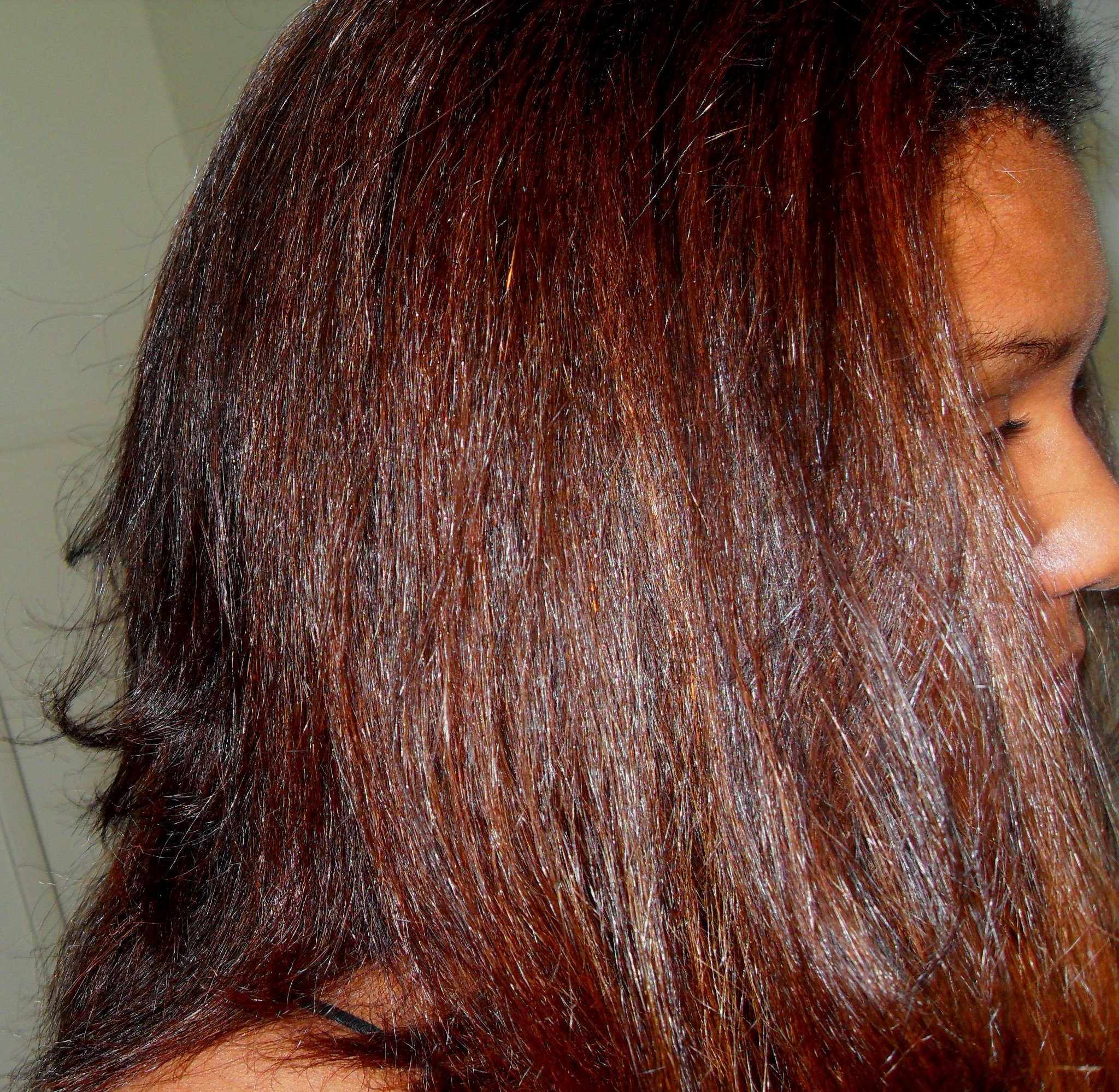 Go Back > Images For > Dark Brown Hair With Auburn Red Highlights